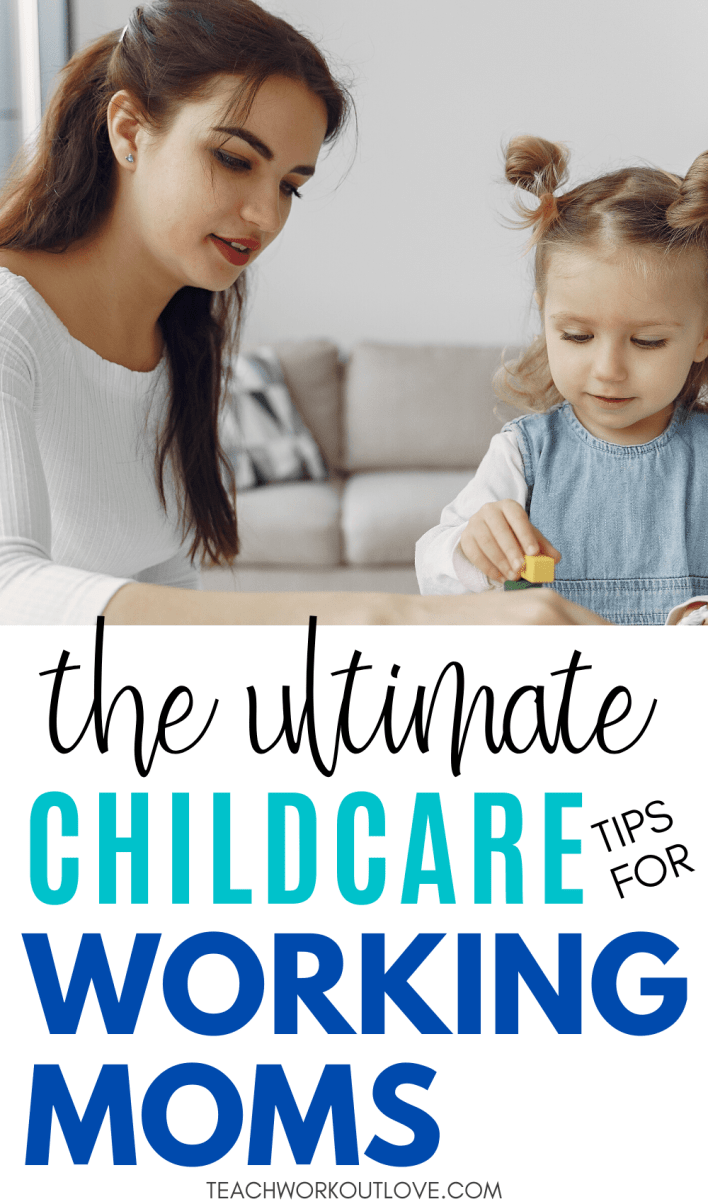Are you a working mom who needs child care? Check out this 10 effective child care tips for working moms to balance your work and child care.
