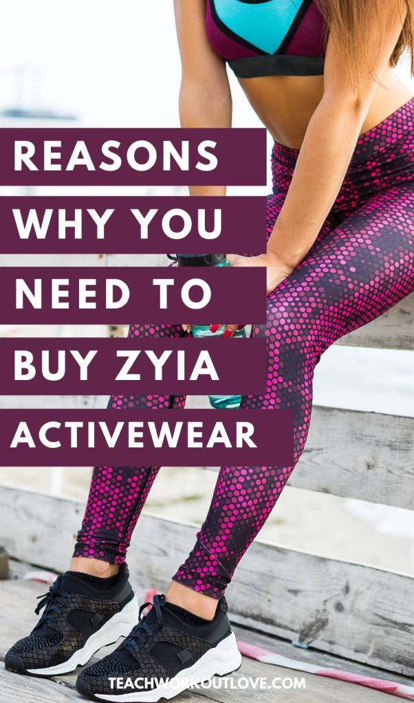 We are selling Zyia at TWL Working Moms. Make sure to check out our amazing activewear selection!