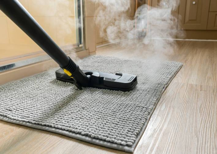 cleaning your bath mat