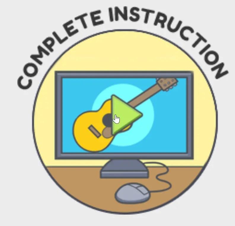Complete Instruction V2