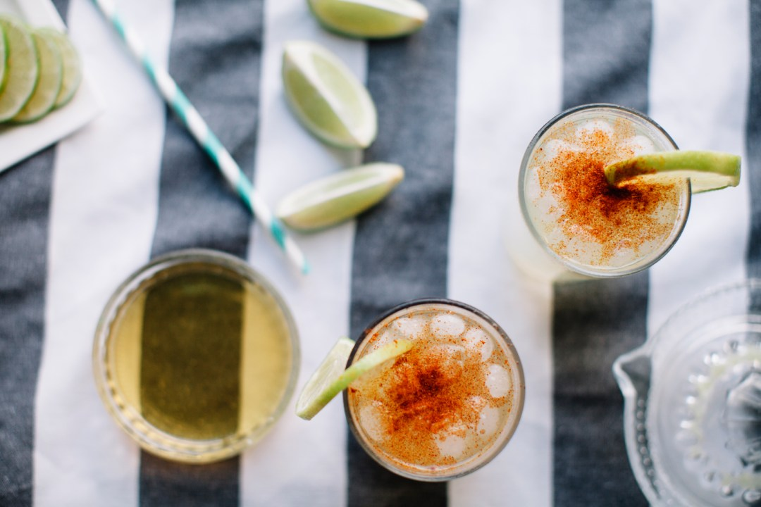 Recipe for a Spicy Skinny Margarita