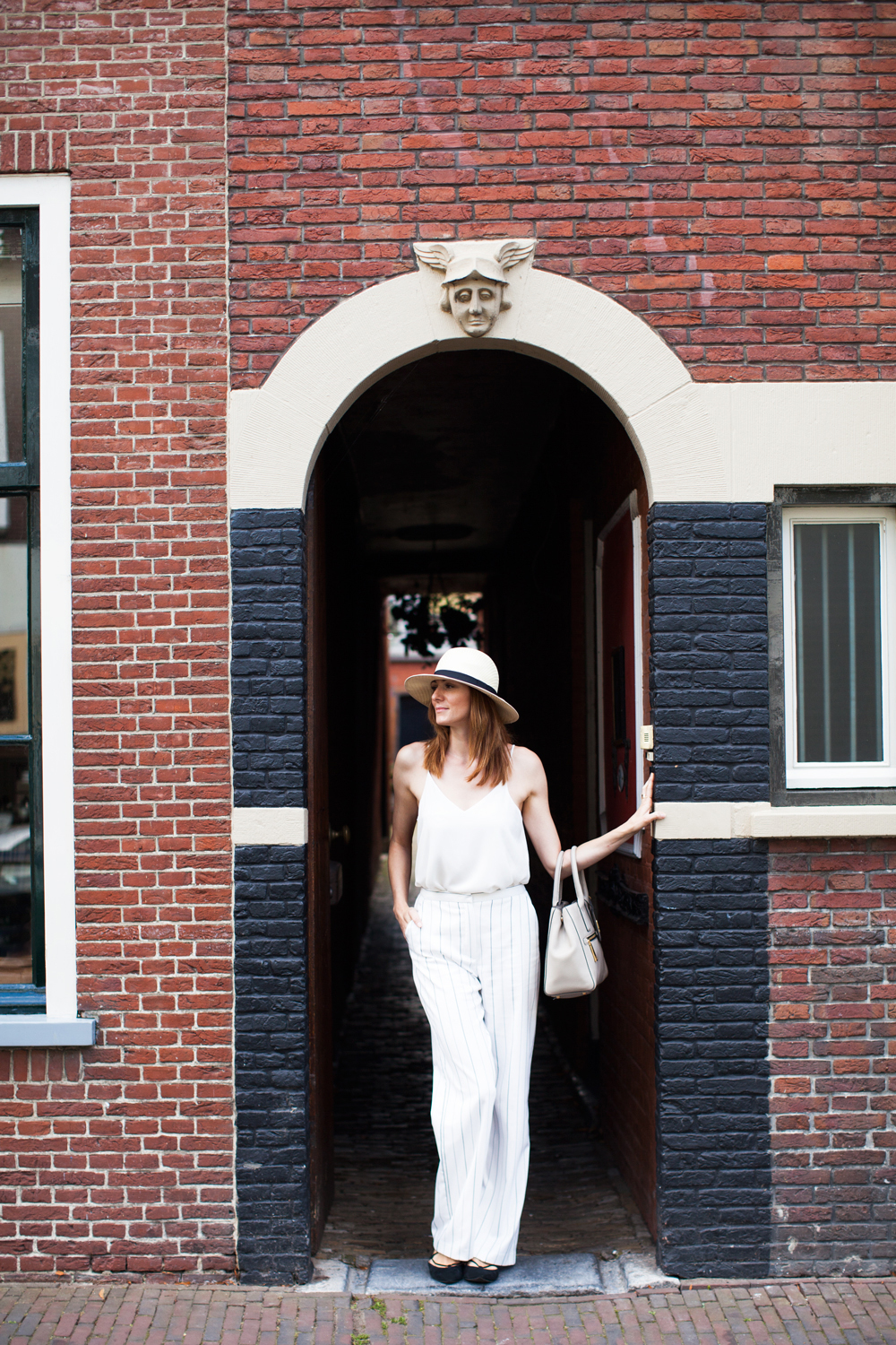 Summer Whites in The Beginning of Fall
