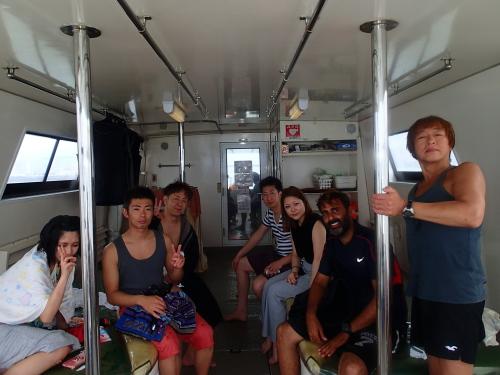 沖縄ダイビングツアー