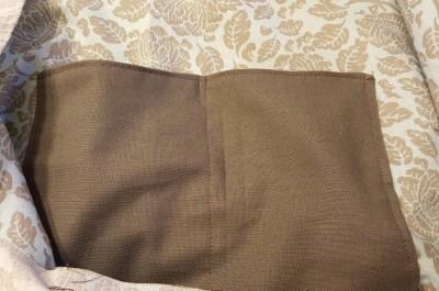 interior pouch pocket
