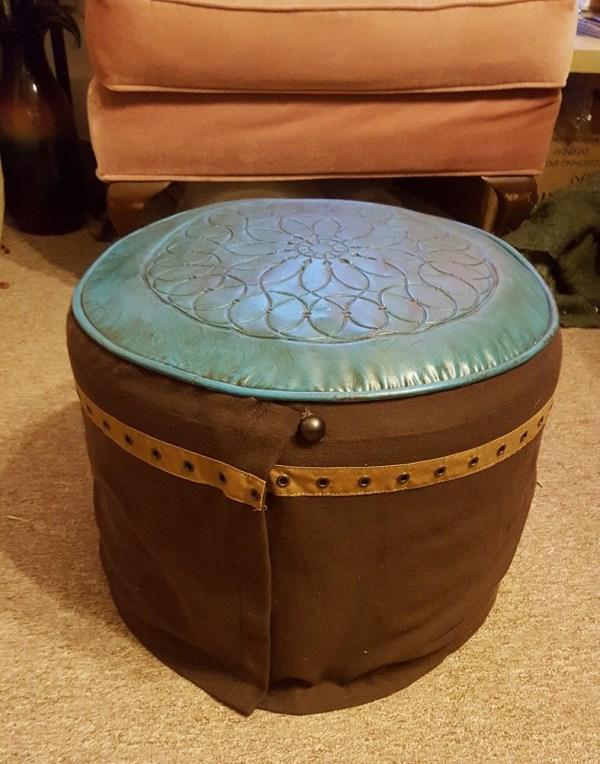 finished-stool