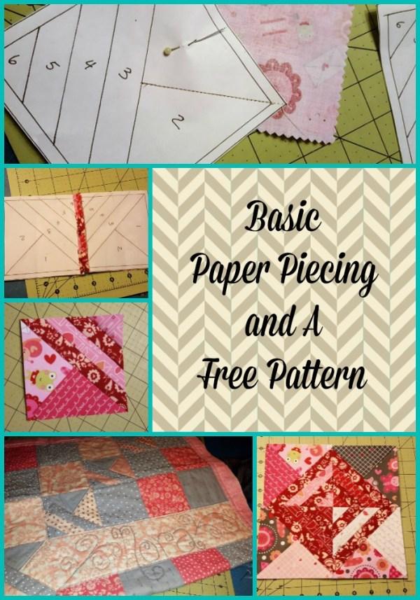 Basic Paper Piecing