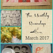 the monthly roundup march 2017