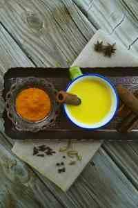 Authentic Turmeric Milk Tea – Golden Milk | Haldi ka Doodh