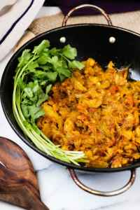 Pakistani Zucchini (Courgette) Curry   Toriyan (Torai ki Sabzi)