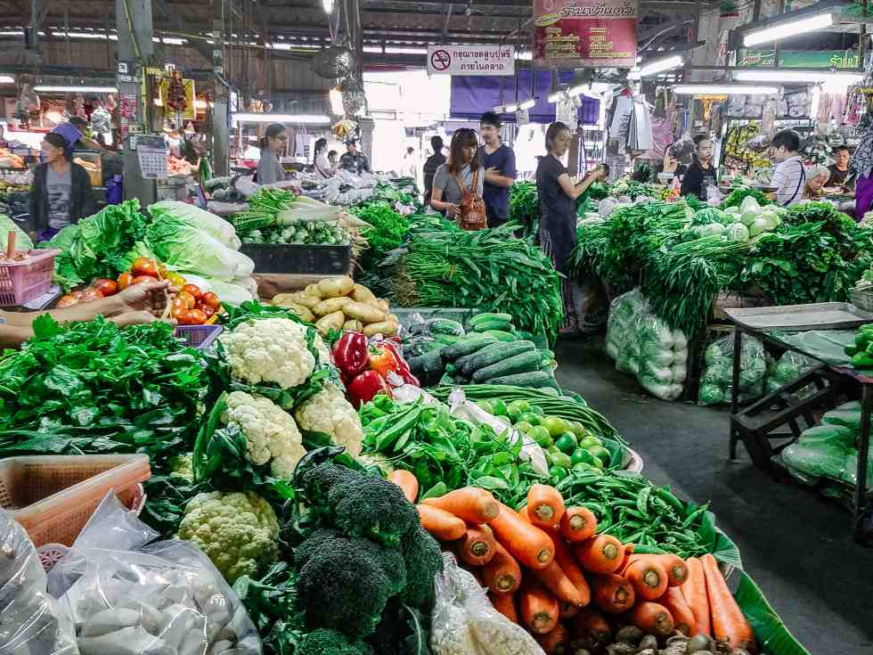 produce in thailand