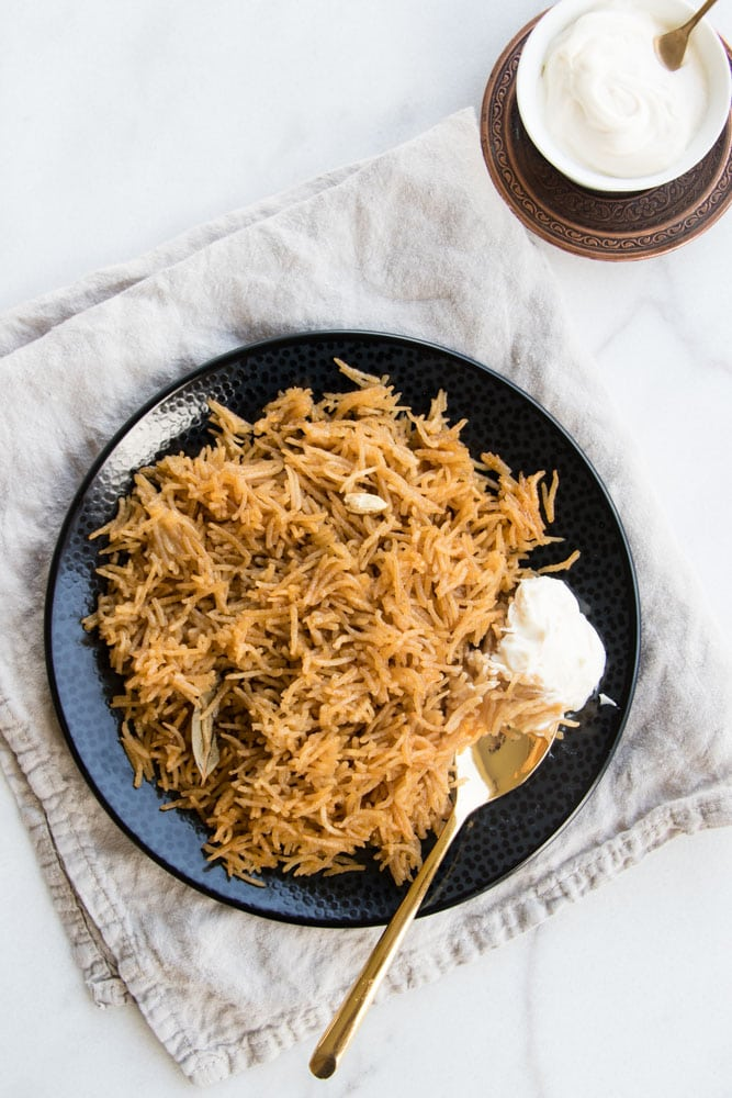 Easy Jaggery Rice - Gur Wale Chawal
