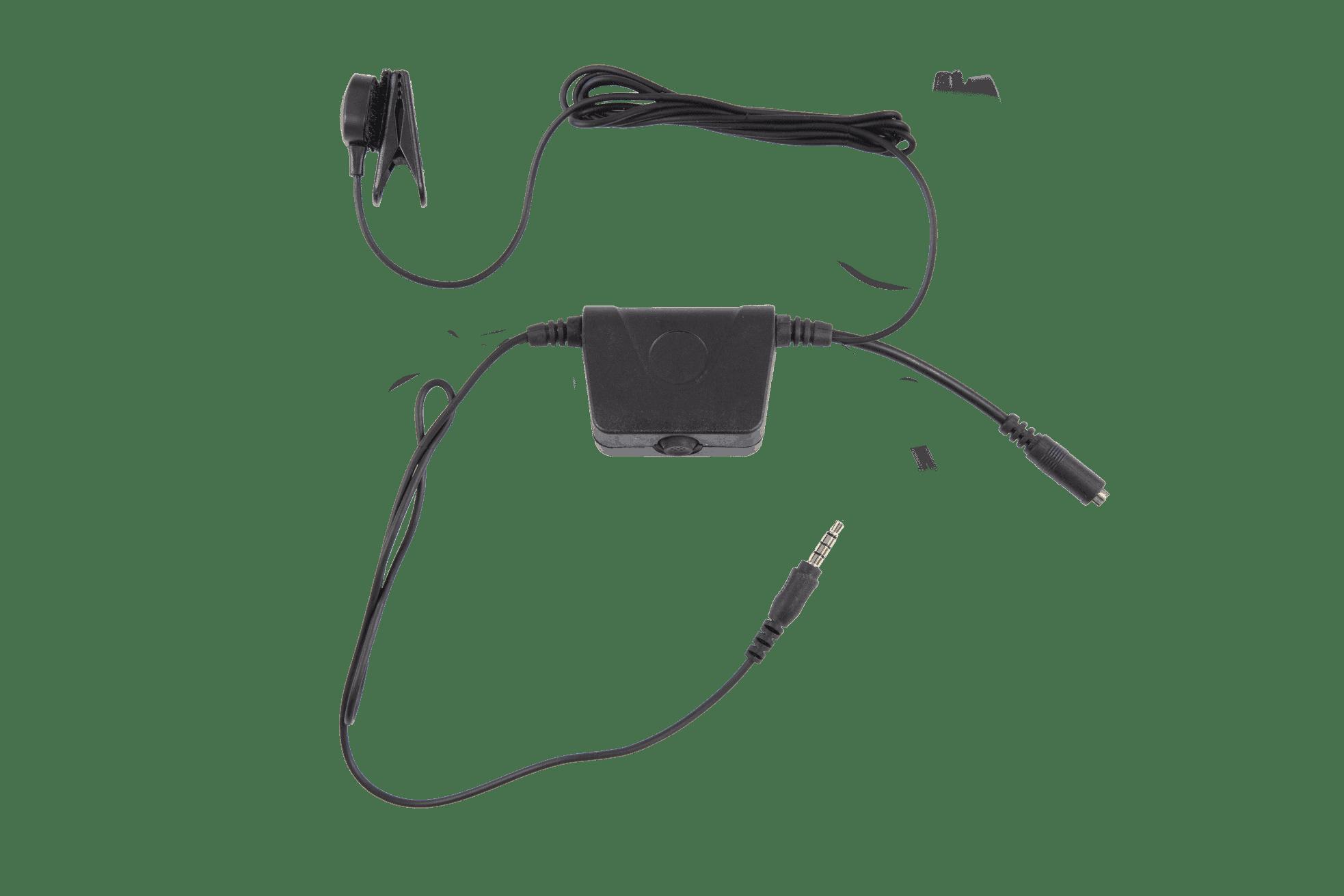 Universal Headset Adapter Ptt Tea Headsets