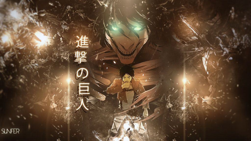 Give your home a bold look this year! Collection Of Attack On Titan Hd Widescreen Wallpapers ...