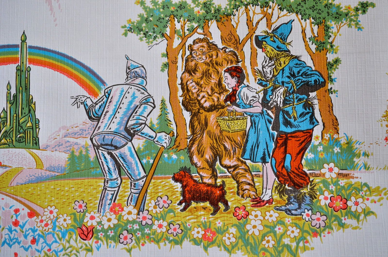 picture Wizard Of Oz Wallpaper old wizard of oz 1600x1062 wallpaper