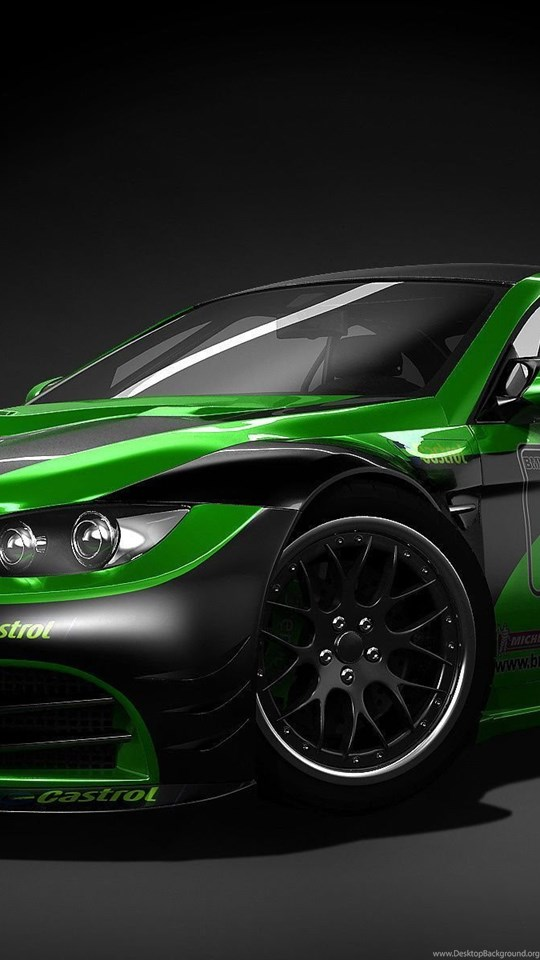 Tons of awesome 4k car wallpapers to download for free. Hd Green Car Wallpapers For Android 540x960 Wallpaper Teahub Io