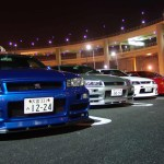 Nissan Skyline Gtr Wallpapers Group Nissan Skyline Gtr Group 1280x800 Wallpaper Teahub Io