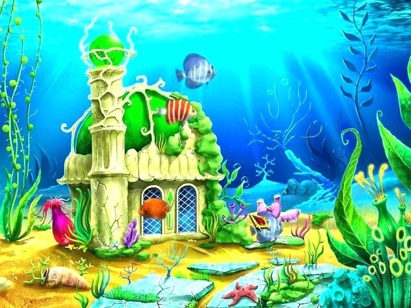 fish tank wallpaper printable