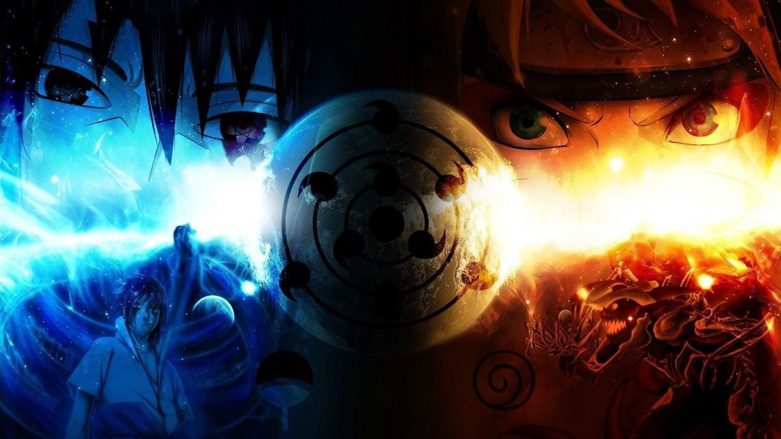 Naruto Fire And Ice Hd Anime Wallpaper Desktop Wallpapers Cool Naruto Backgrounds 1920x1080 Wallpaper Teahub Io