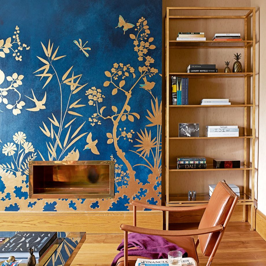 Bold Wallpaper Designs For Drawing Room Living Room Printed Wall Design 920x920 Wallpaper Teahub Io