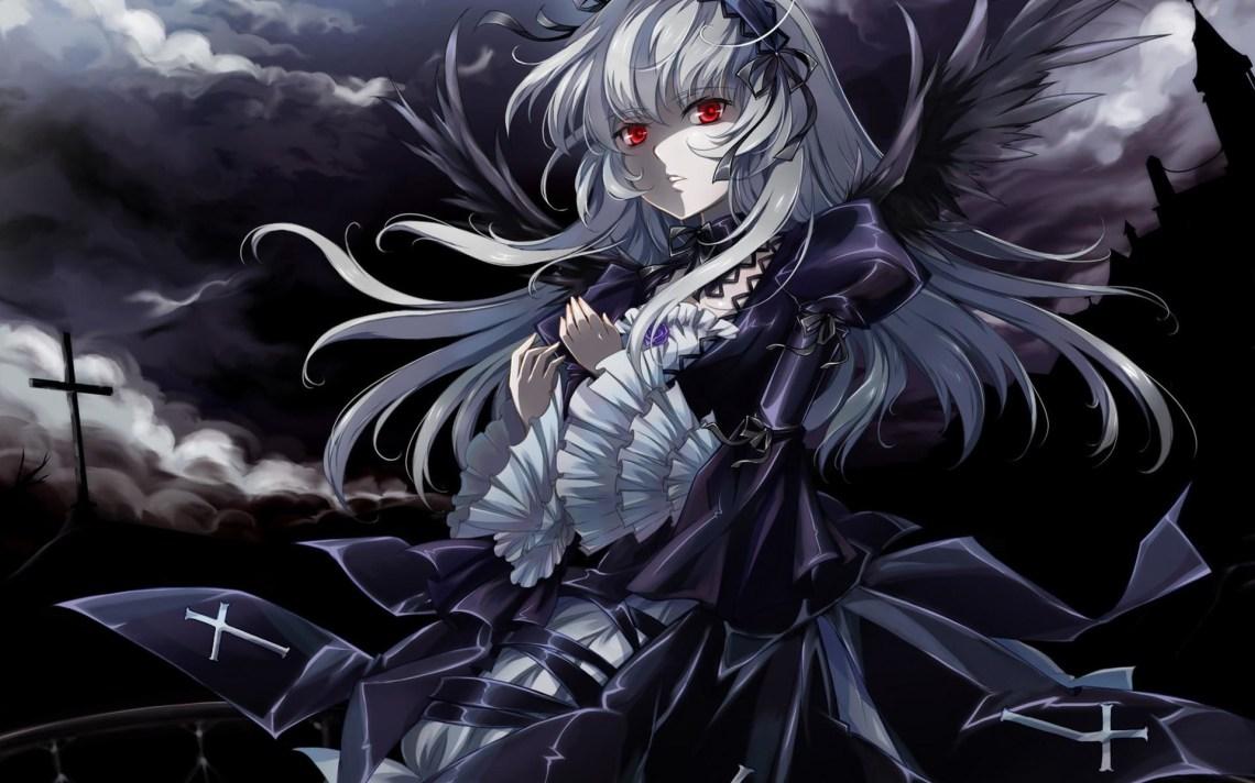 1920x1200 Cute Anime Wallpapers Android Music Boy Anime Girl Fallen Angel 1920x1200 Wallpaper Teahub Io