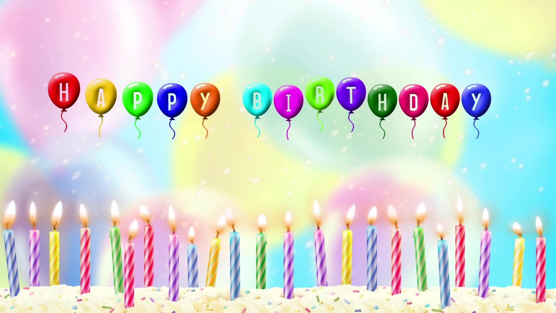 Happy Birthday Wallpapers Hd Images Live Hd Wallpaper Happy Birthday Background Hd 1920x1080 Wallpaper Teahub Io