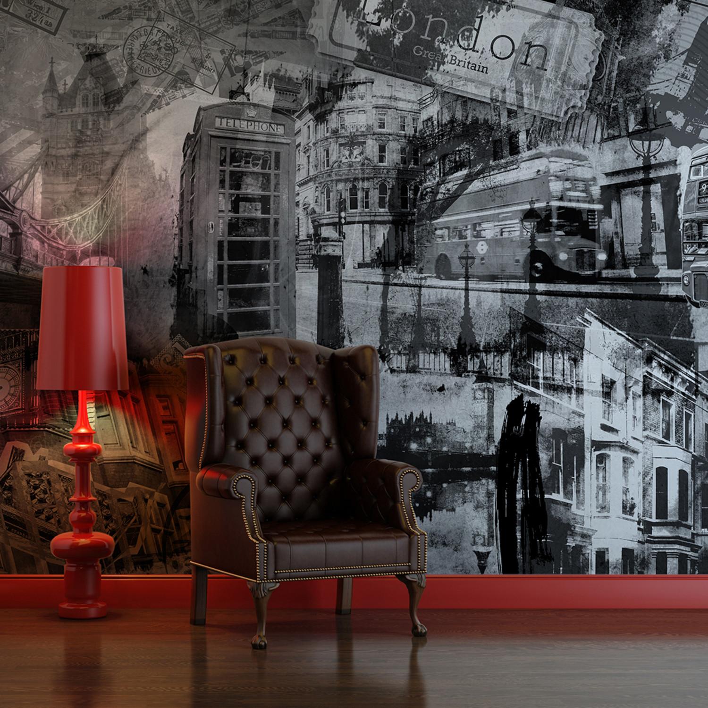 La carta da parati city della categoria pop art è una decorazione per pareti che arreda un vano in maniera raffinata. Carta Da Parati Londra 1500x1500 Wallpaper Teahub Io