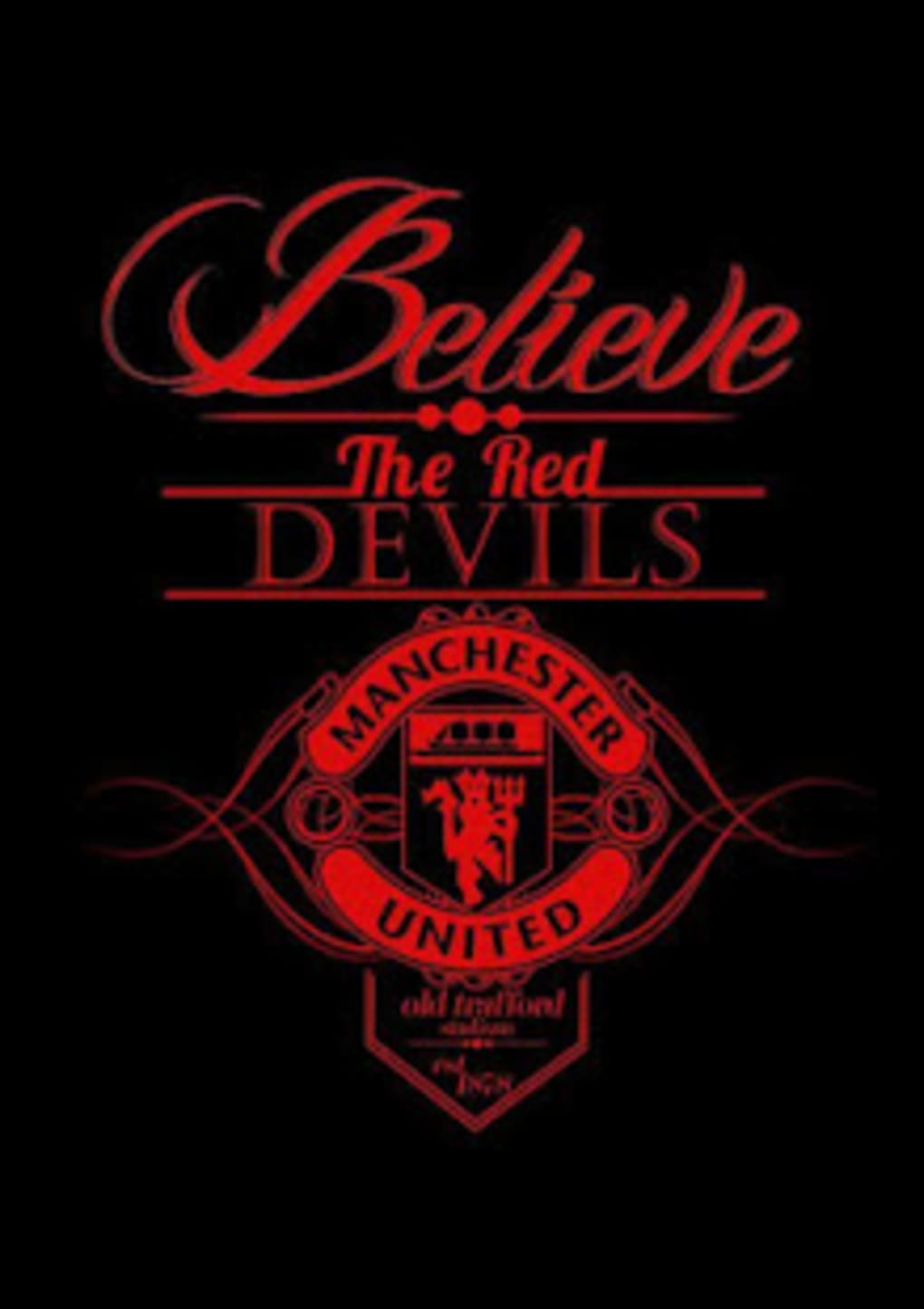 Man Utd Logo Wallpaper / Manchester United Logo Wallpaper ...