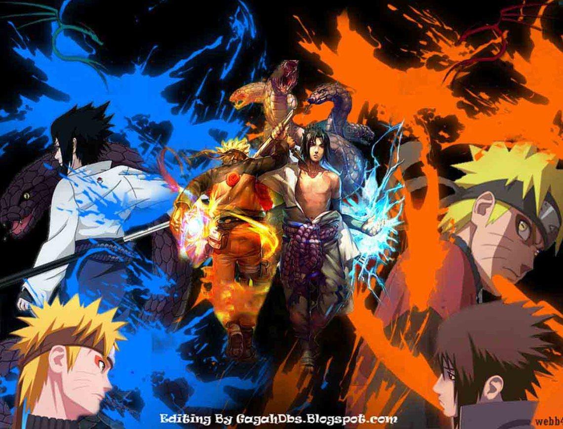 Gambar Wallpaper Bergerak Naruto Shippuden 1280x976 Wallpaper Teahub Io