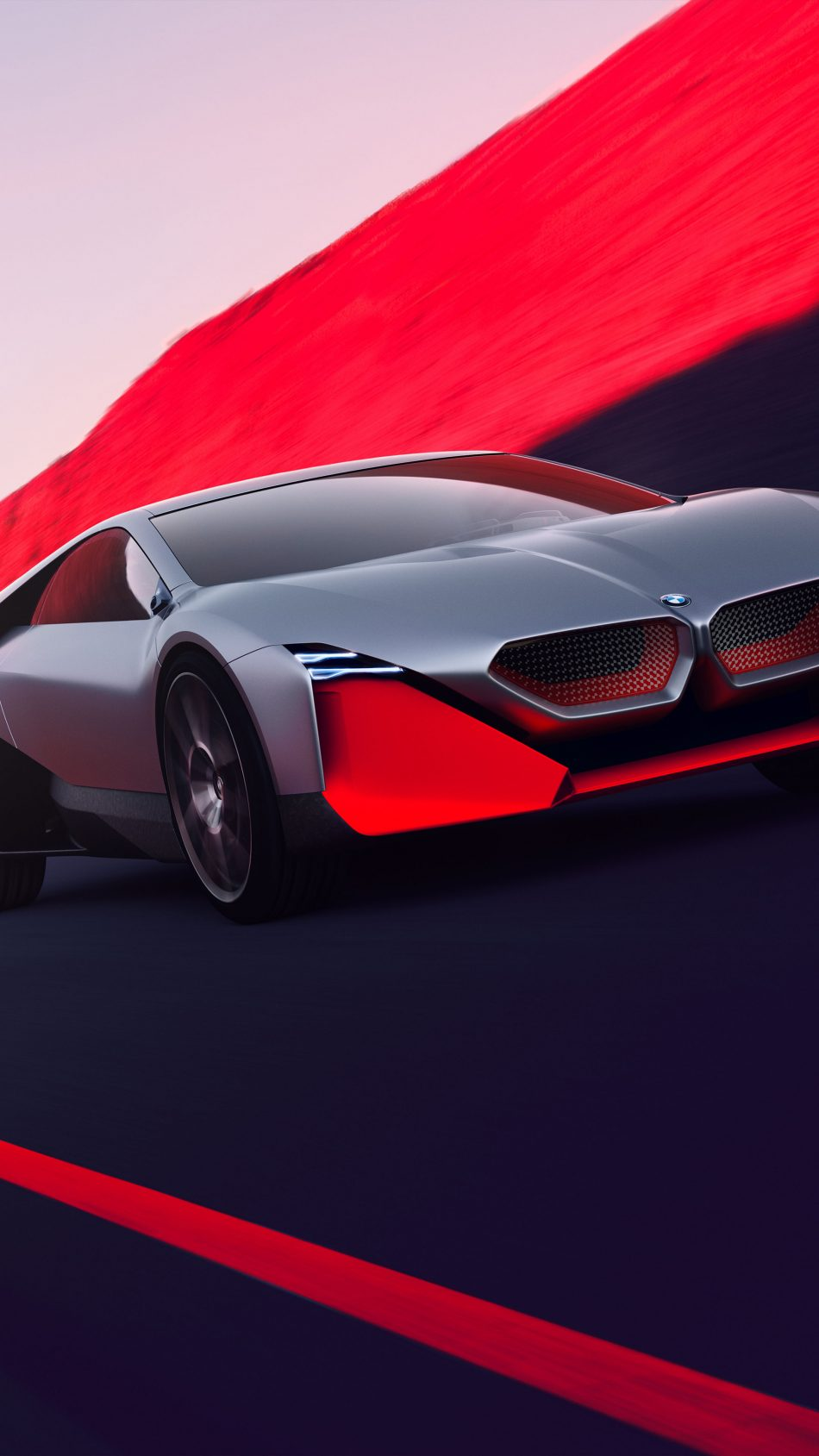 Colorful outdoor backgrounds can help you to feel relaxed or energized for the rest of the day. Bmw Vision M Next Concept Car 4k Ultra Hd Mobile Wallpaper Bmw Vision M Next 950x1689 Wallpaper Teahub Io