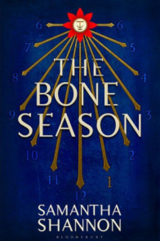 Review: The Bone Season, Samantha Shannon