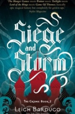 Review: Siege and Storm, Leigh Bardugo