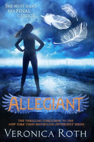 Review: Allegiant, Veronica Roth
