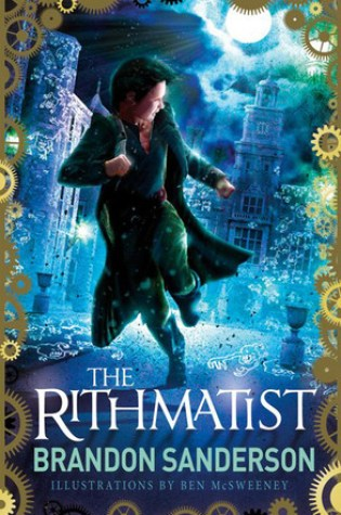 Review: The Rithmatist, Brandon Sanderson