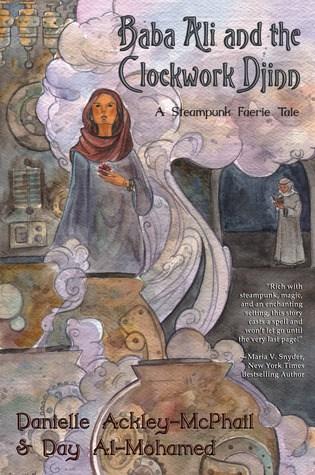 Review: Baba Ali and the Clockwork Djinn, Danielle Ackley-McPhail