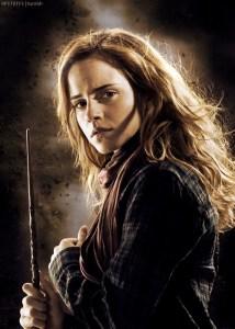 hermione wand