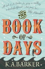 Review: The Book of Days, KA Barker