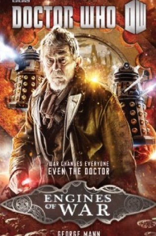 Review: Doctor Who: Engines of War, George Mann