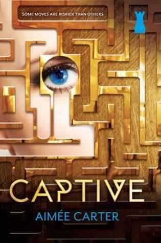Review: Captive, Aimée Carter