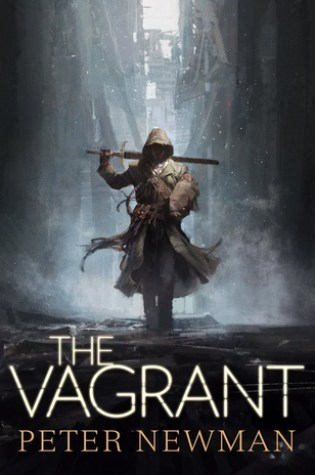Review and Giveaway: The Vagrant, Peter Newman