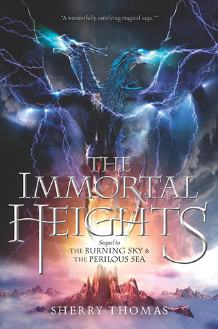 Review: The Immortal Heights, Sherry Thomas