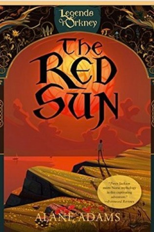 Review: The Red Sun by Alane Adams