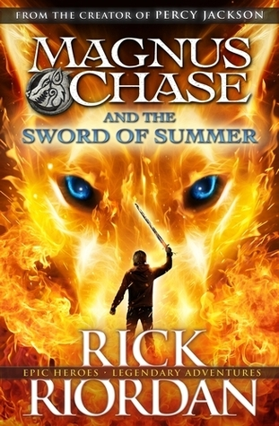 Review: Magnus Chase and the Sword of Summer by Rick Riordan