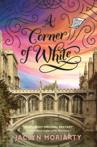 A Corner of White new cover