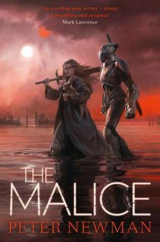 Review: The Malice, Peter Newman