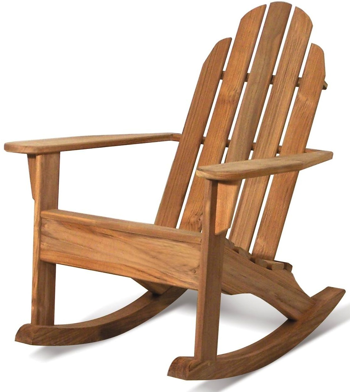 double rocking adirondack chair plans white fuzzy rolling teak chairs central