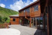 Prefab Project Ca-02 St Kitts - Teak Bali