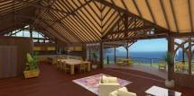 Bali Style House Plans Designs