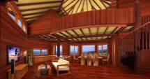 China Cat Design - Caribbean Floor Plans Teak Bali