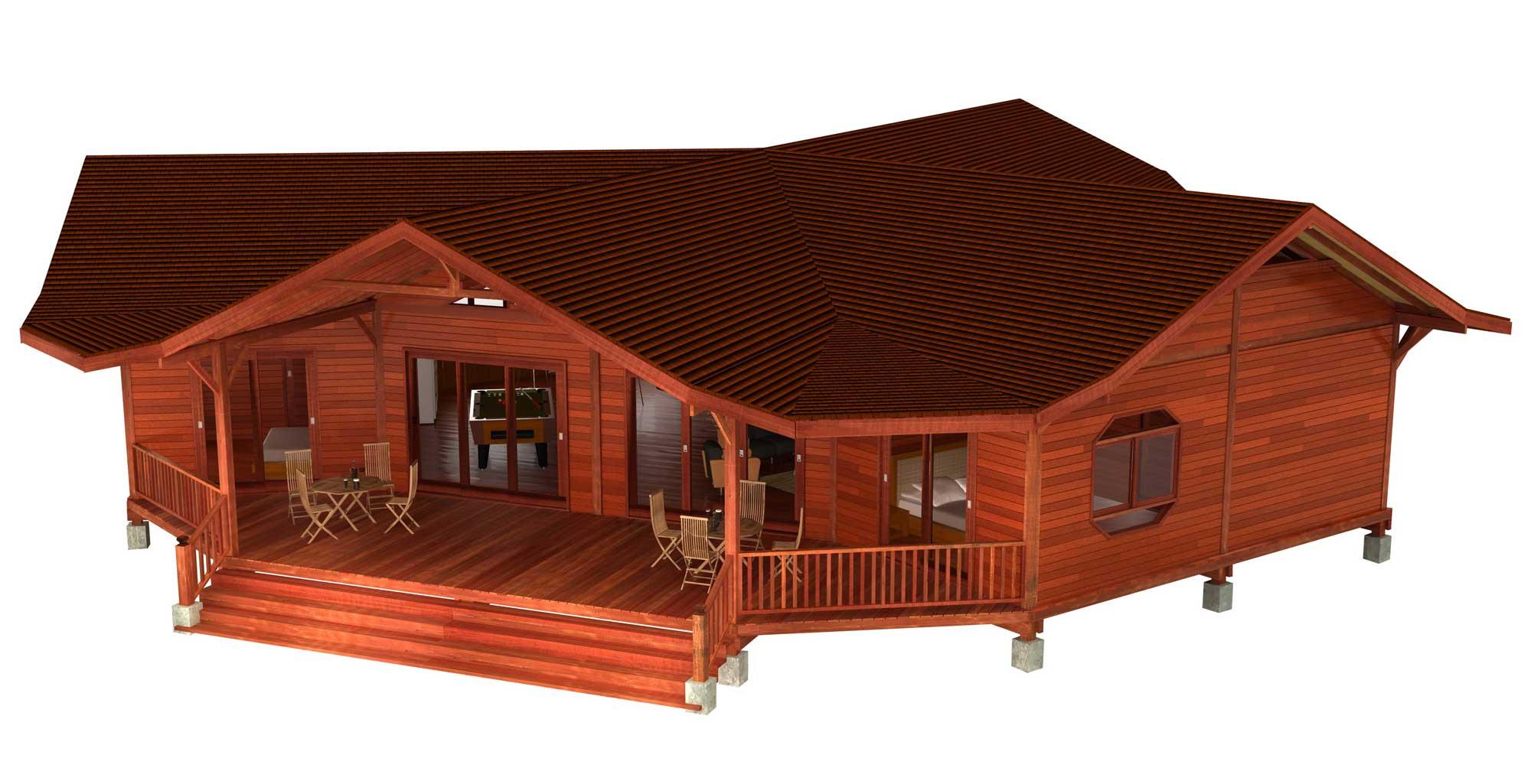 Tropical House Designs & Plans