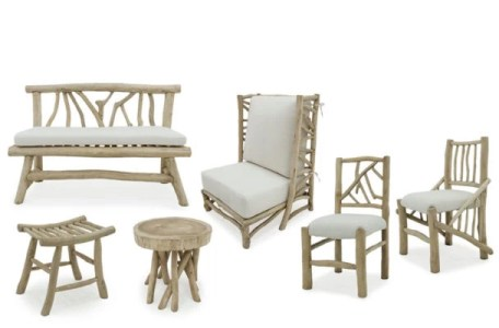 Indonesia teak branch furniture, Wholesale teak furniture